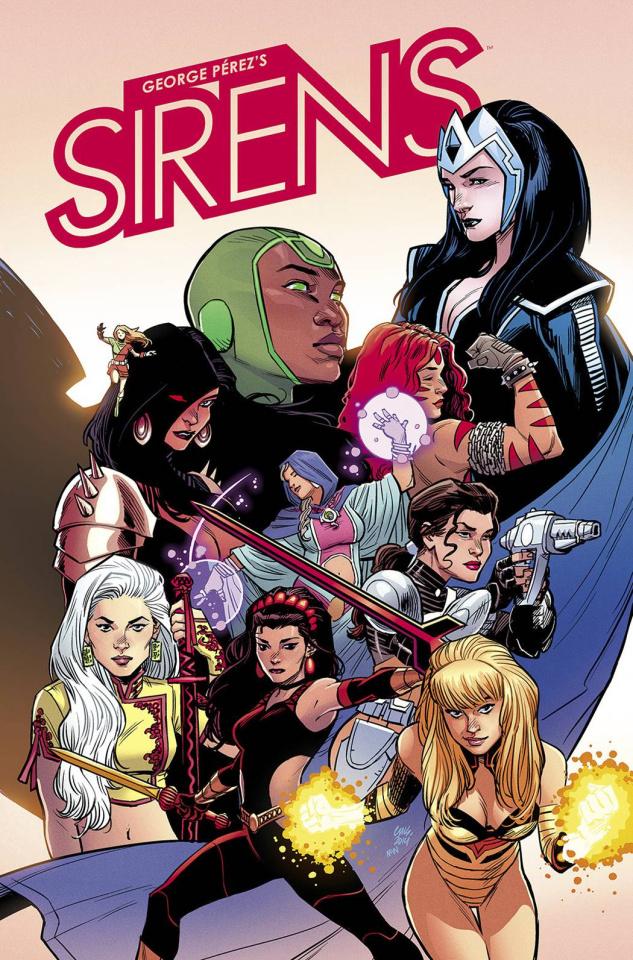 Sirens #1