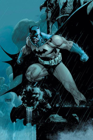 The Absolute Batman: Hush