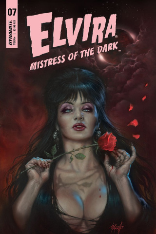Elvira: Mistress of the Dark #7 (Parrillo Cover)