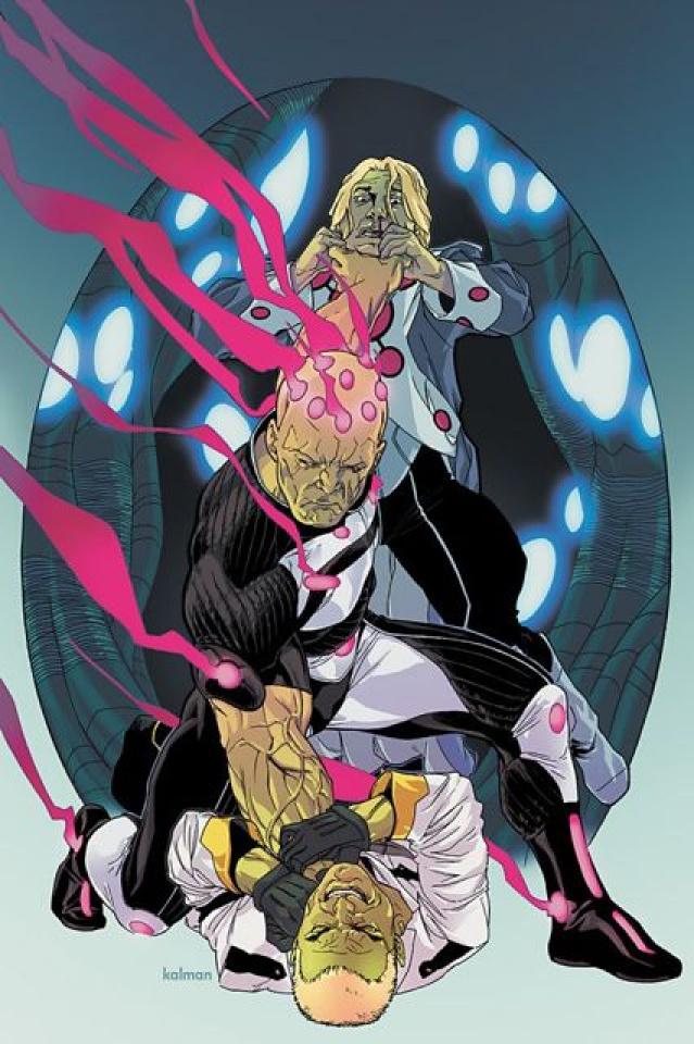 R.E.B.E.L.S. Vol. 4: Sons of Brainiac