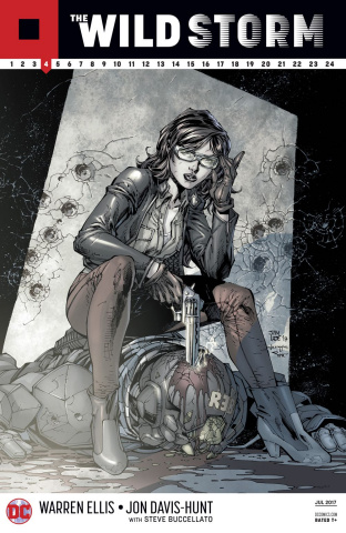 The Wild Storm #4 (Lee Cover)