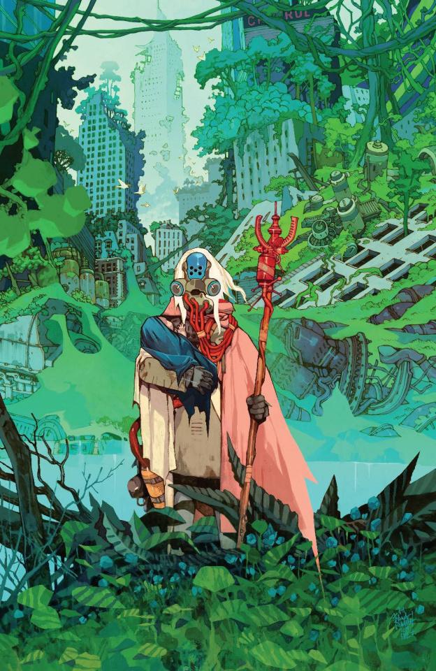 Origins #1 (10 Copy Rebelka Cover)