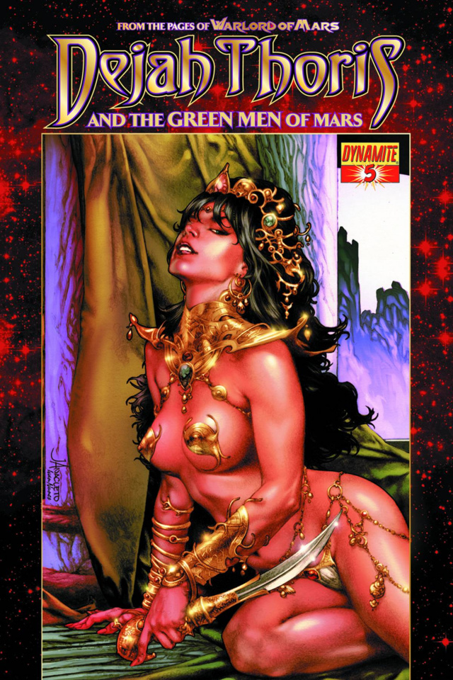 Dejah Thoris & The Green Men of Mars #5