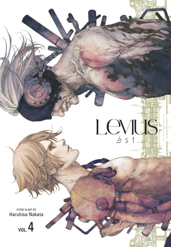 Levius Est Vol. 4