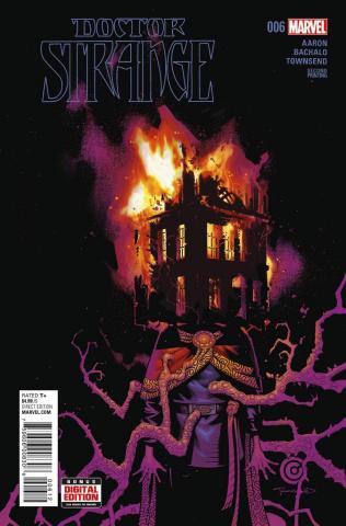 Doctor Strange #6 (Bachalo 2nd Printing)