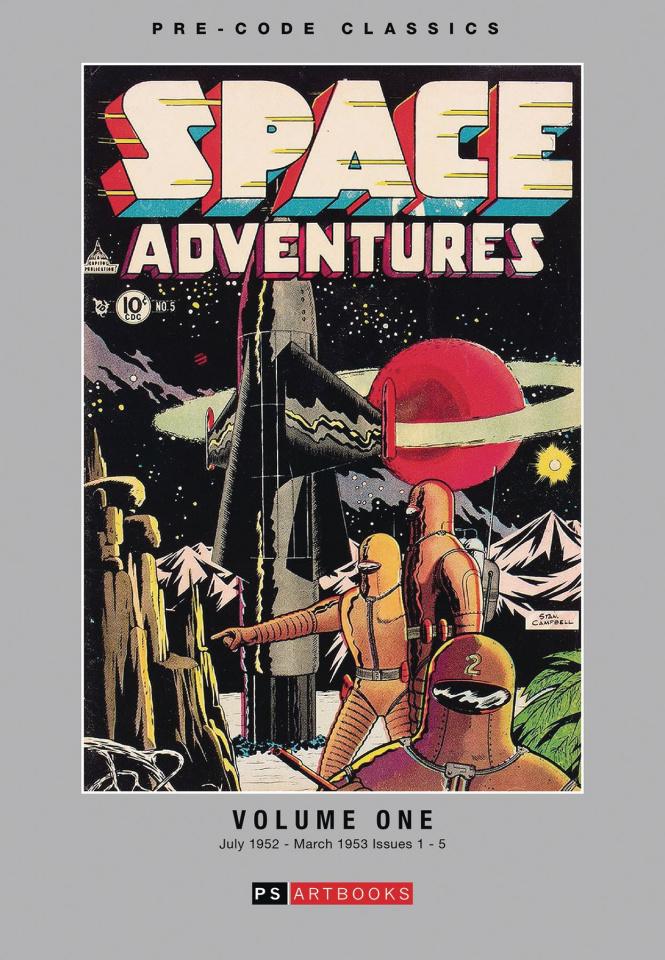Space Adventures Vol. 1