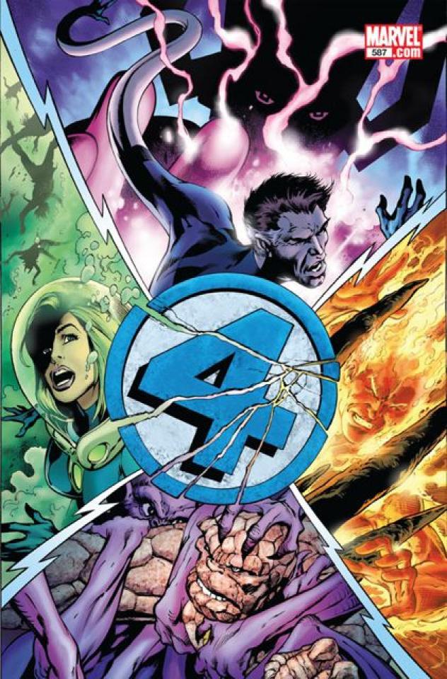 Fantastic Four #587