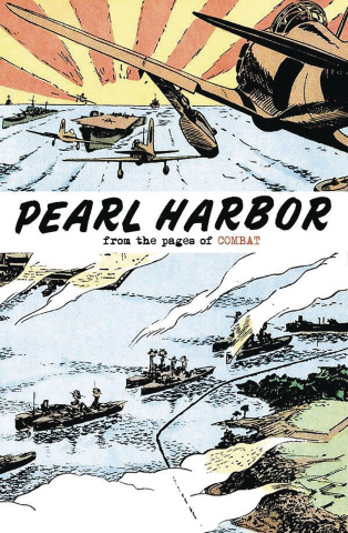 Pearl Harbor: From the Pages of Combat (Glanzman Cover)