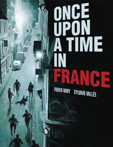 Once Upon a Time in France (Omnibus)