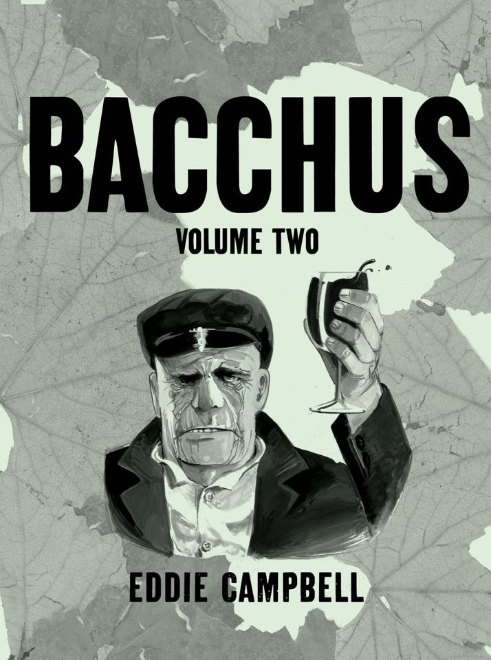 Bacchus Vol. 2 (Omnibus)