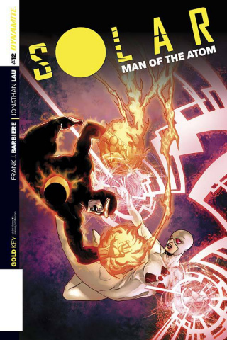Solar: Man of the Atom #12 (Laming Cover)