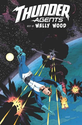 Wally Wood: T.H.U.N.D.E.R. Agents Artist's Edition