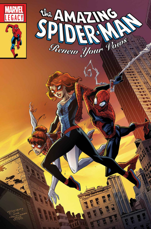 The Amazing Spider-Man: Renew Your Vows #13 (Randolph Cover)