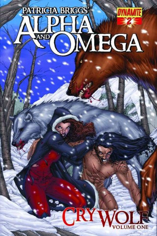 Patricia Briggs' Alpha & Omega: Cry Wolf Vol. 1