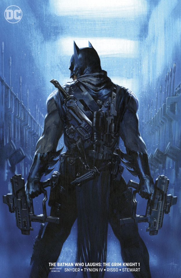 The Batman Who Laughs: The Grim Knight #1 (Variant Cover)