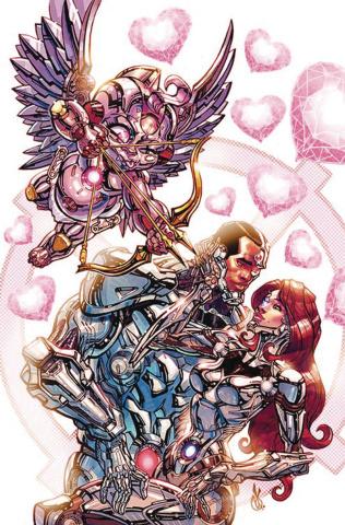 Cyborg #6 (Variant Cover)