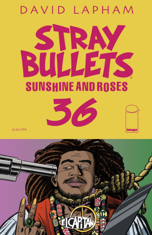 Stray Bullets: Sunshine and Roses #36
