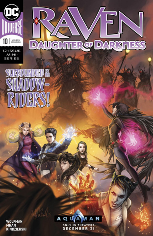 Raven: Daughter of Darkness #10