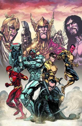 Injustice: Gods Among Us, Year Four #11