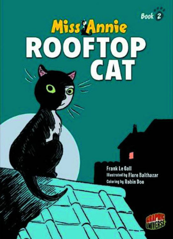 Miss Annie Book 2: Rooftop Cat