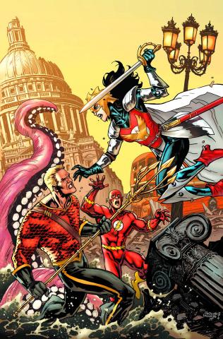 Multiversity: Ultra Comics #1 (Paquette Cover)