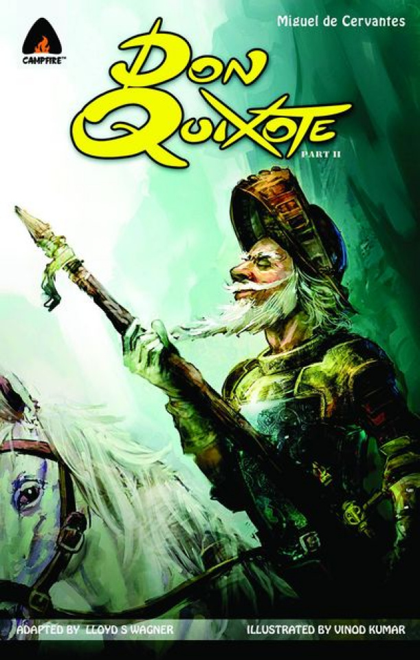 Don Quixote Vol. 2