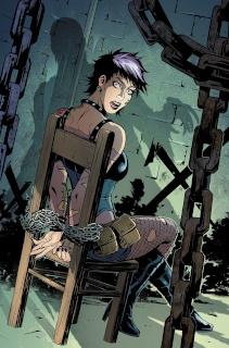 Spirit Hunters #5 (Riveiro Cover)