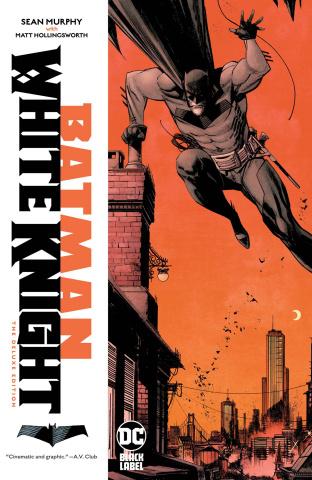 Batman: White Knight (Deluxe Edition)