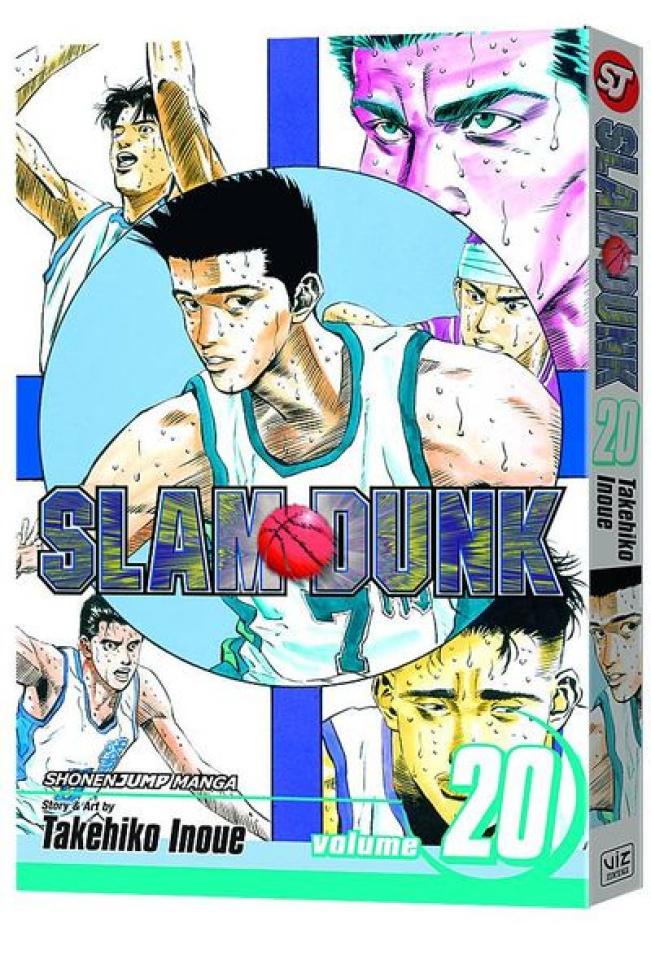 Slam Dunk Vol. 20