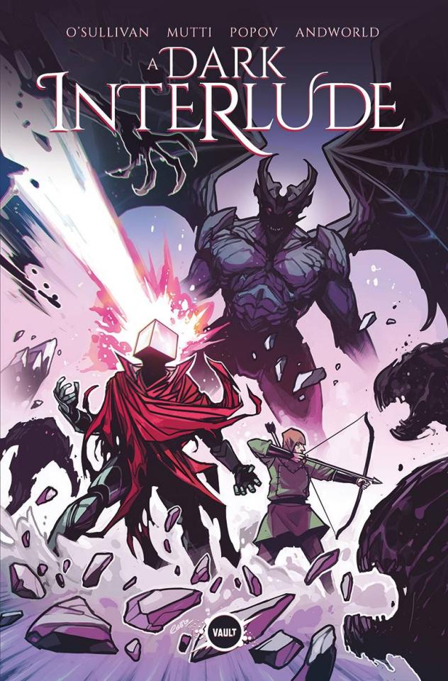 A Dark Interlude #1 (15 Copy Wijngaard Cover)