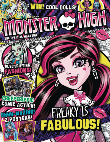 Monster High Magazine #19