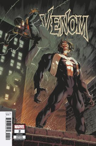 Venom #2 (Stegman 2nd Printing)
