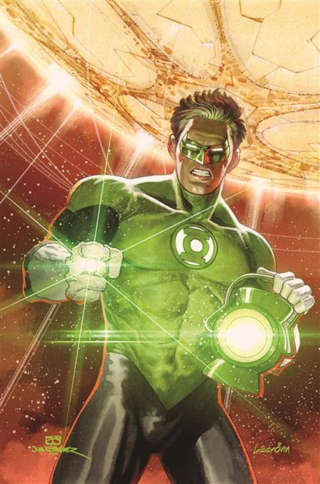 Green Lantern, Season 2 #12 (Ladronn Cover)
