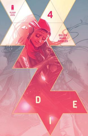Die #4 (2nd Printing)