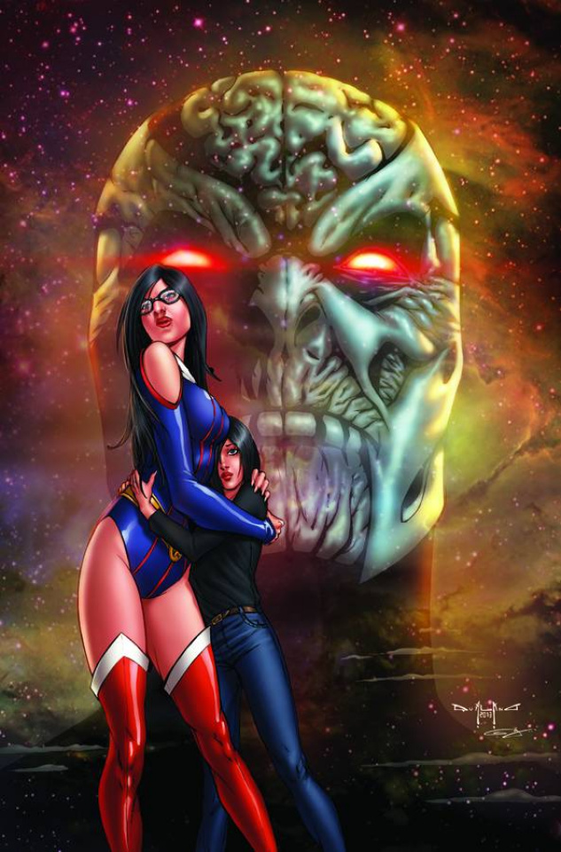 Grimm Fairy Tales Giant Size 2013 (Qualano Cover)