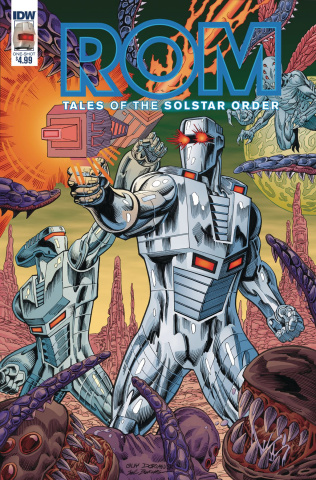 ROM: Tales of the Solstar Order #1 (Special Edition)