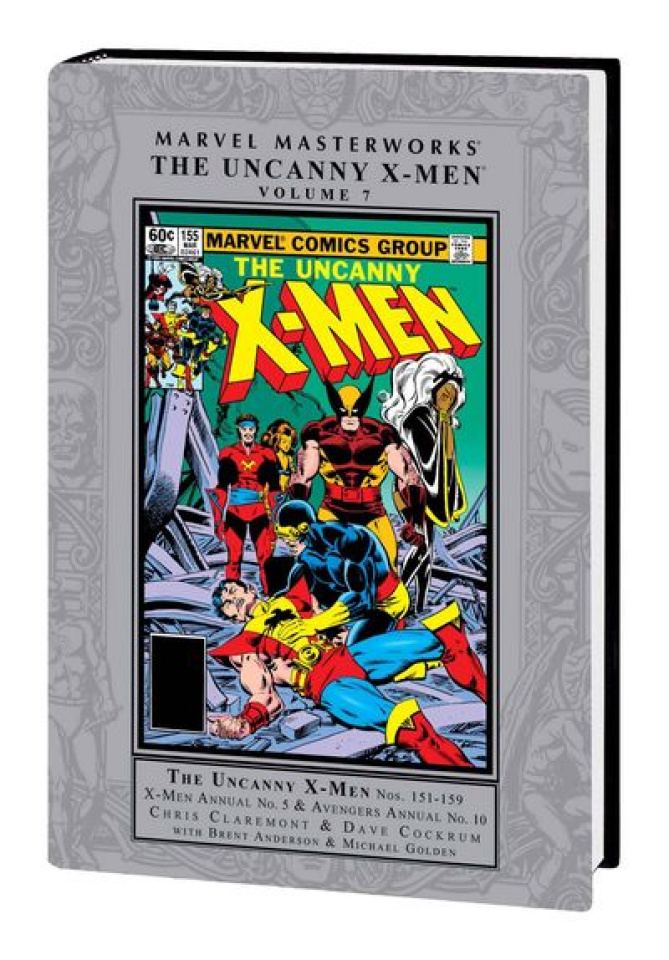 Marvel Masterworks: Uncanny X-Men Vol. 7