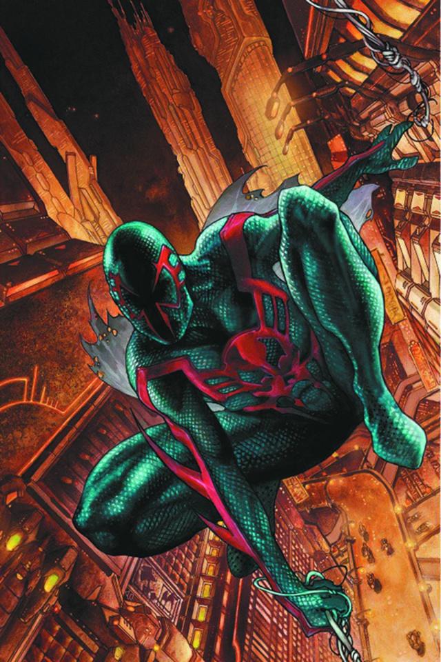 Spider-Man 2099 #1 (Peter David Signed)