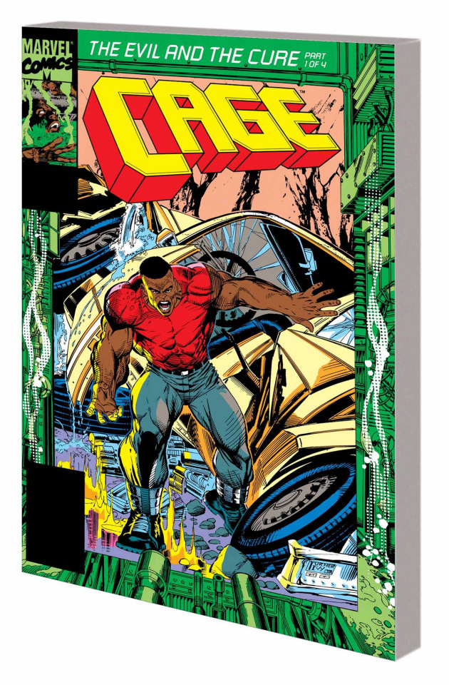 Luke Cage Vol. 2: Second Chances