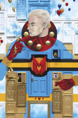 Miracleman by Gaiman and Buckingham #6 (Buckingham Cover)