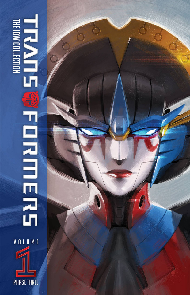 The Transformers: The IDW Collection, Phase Three Vol. 1