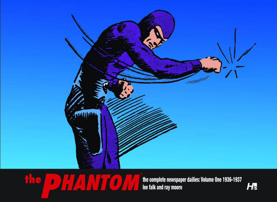 The Phantom: The Complete Newspaper Dailies Vol. 1: 1936-1937