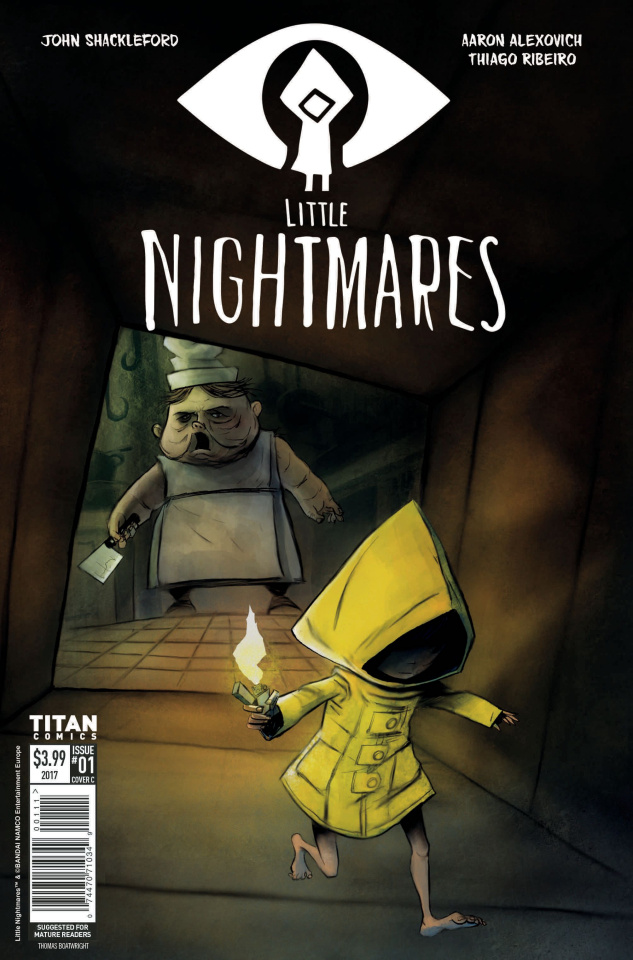 Little Nightmares #1 (Boatwright Cover)