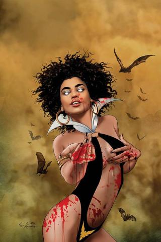 Vampirella #11 (30 Copy Gunduz Virgin Cover)