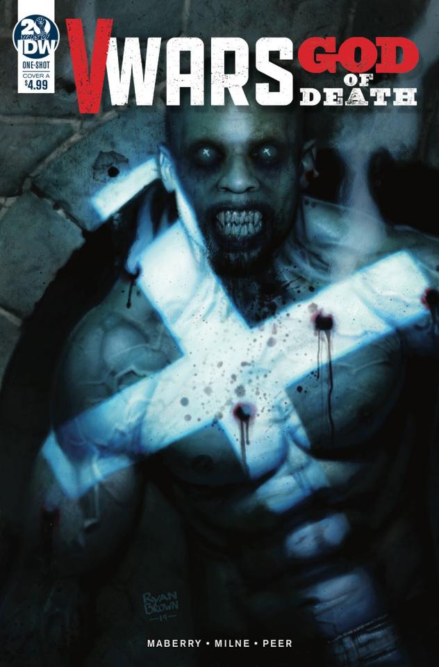 V-Wars: God of Death (Brown Cover)