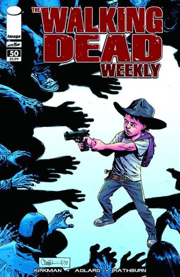 The Walking Dead Weekly #50