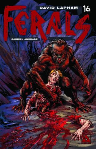 Ferals #16 (Gore Cover)