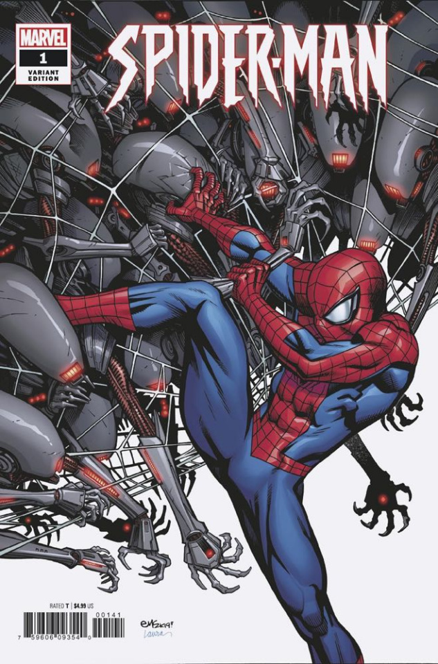 Spider-Man #1 (McGuinness Cover)
