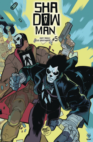 Shadowman #5 (20 Copy Lafuente Cover)