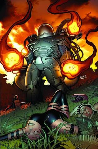 Uncanny X-Men #6